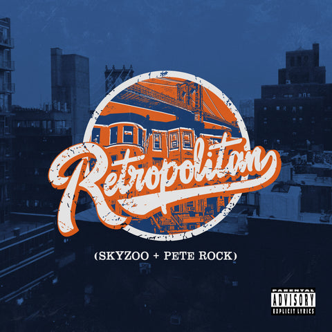 Skyzoo & Pete Rock - Retropolitan (LP)