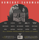 Homeboy Sandman - Don't Feed The Monster (CD)