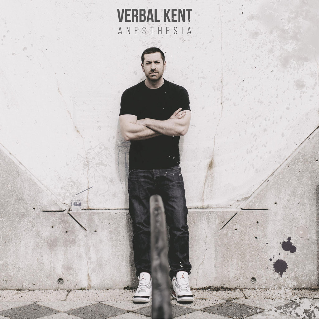 Verbal Kent - Anesthesia (White & Black Splatter LP)