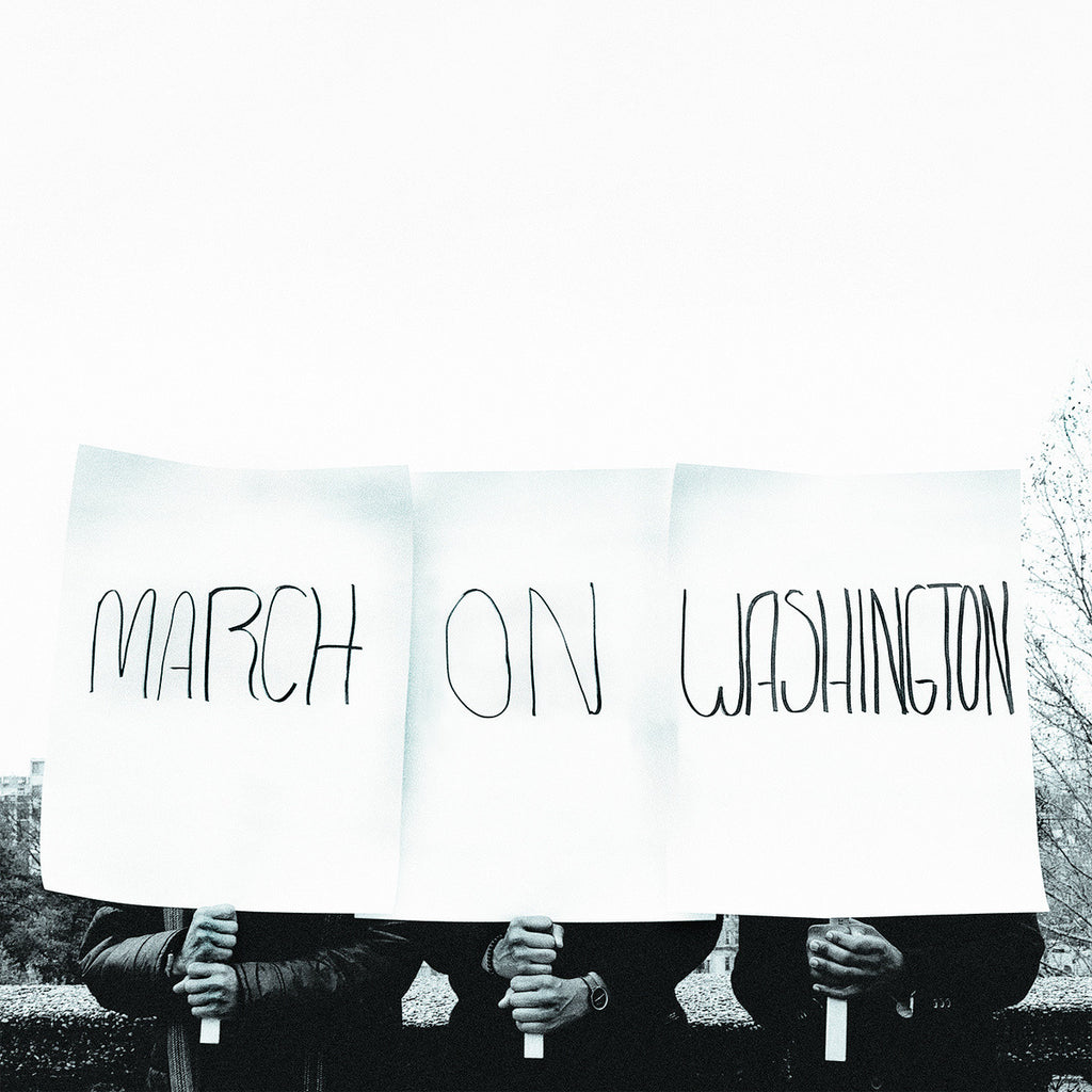 Diamond District - March On Washington (CD)