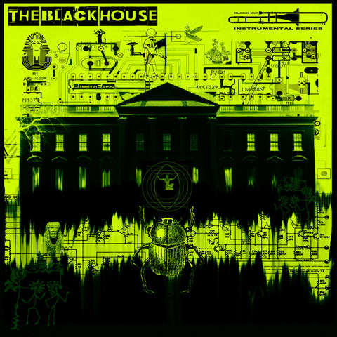 Blackhouse (Georgia Muldrow & DJ Romes) - Blackhouse (CD)