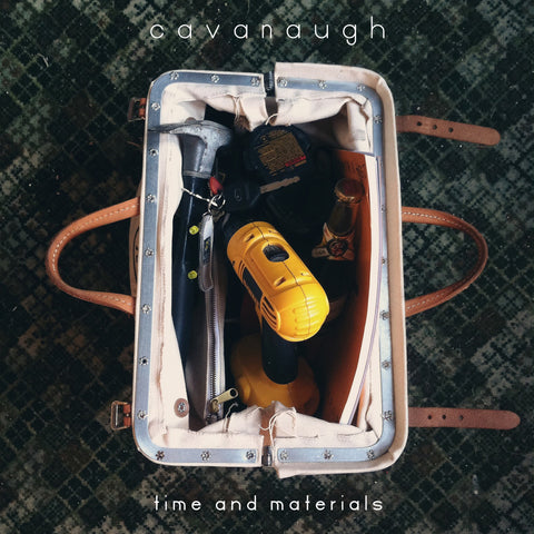 Cavanaugh (Open Mike Eagle & Serengeti) - Time and Materials (LP)