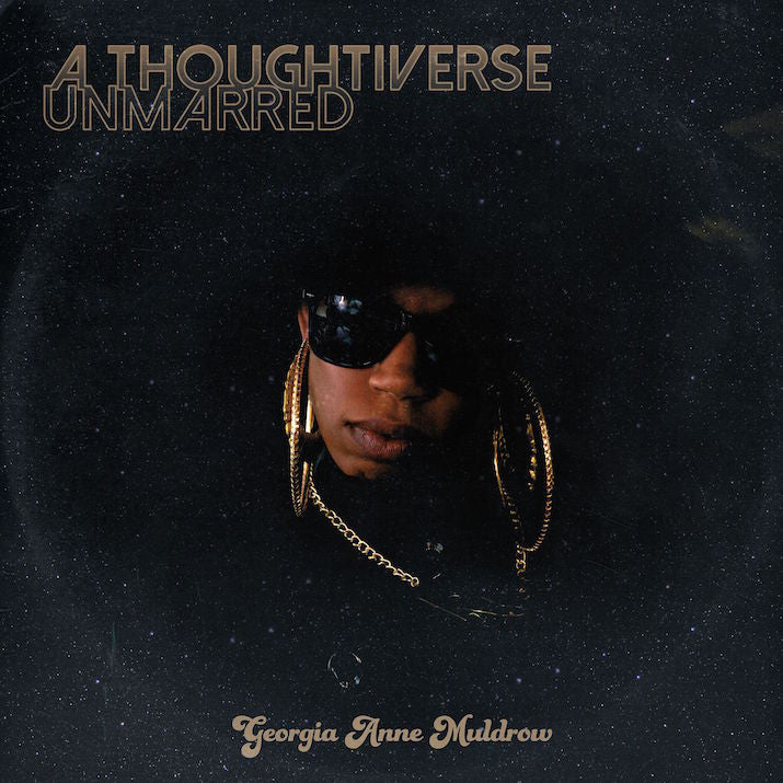 Georgia Anne Muldrow - A Thoughtiverse Unmarred (LP)