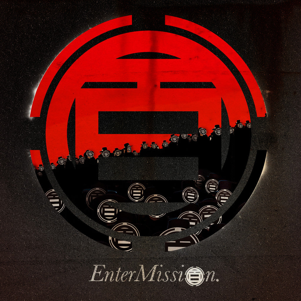 The Black Opera - EnterMission. (CD)