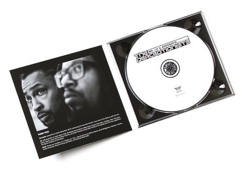 The Perceptionists (Mr. Lif & Akrobatik) - Resolution (CD)