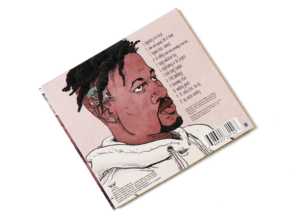 Open Mike Eagle - Brick Body Kids Still Daydream (CD)