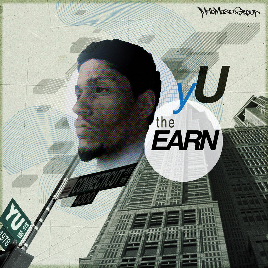 yU - The EARN (2xLP - LTD)