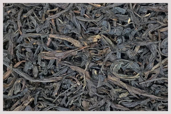 Organic Blood Orange Oolong