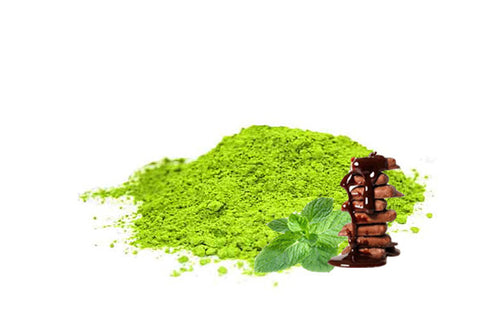 Organic Chocolate Mint Matcha