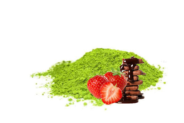 Organic Chocolate Strawberry Matcha