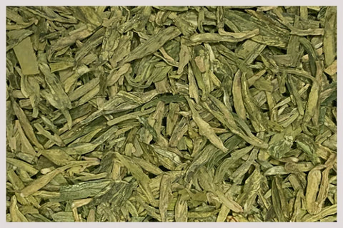 Organic Dragon Well Green Tea -  Lung Ching