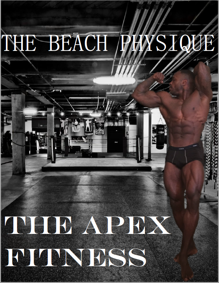 Male Beach Physique