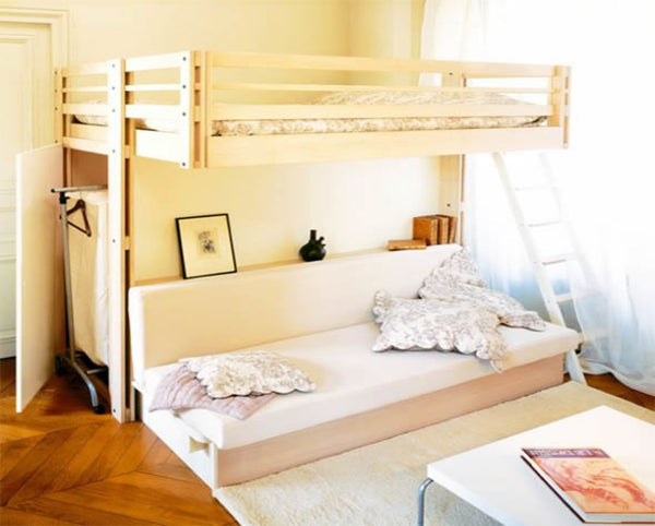 10 Awesome Loft Bed Ideas from Pinterest - Francis Lofts & Bunks