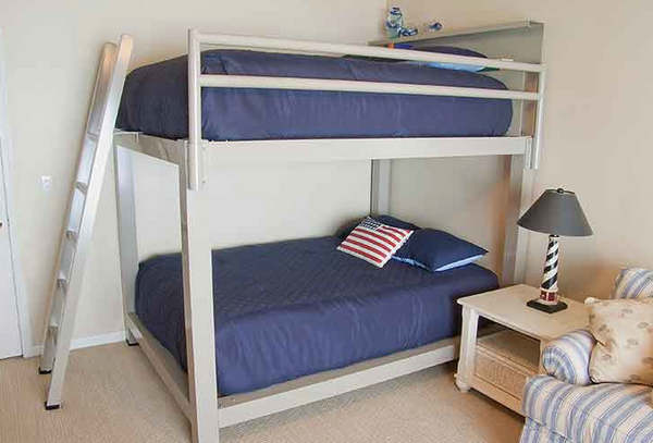 How To Make A Small Room Work For Two Kids Francis Lofts Bunks