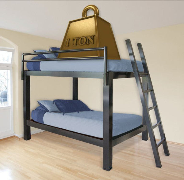 new style 9d7a1 890d0 Are Adult Bunk Beds Sturdy for Large Adults? - Francis Lofts ...