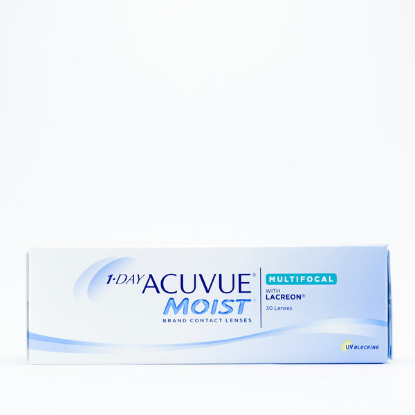 1 Day Acuvue Moist Multifocal 30 & 90 pack