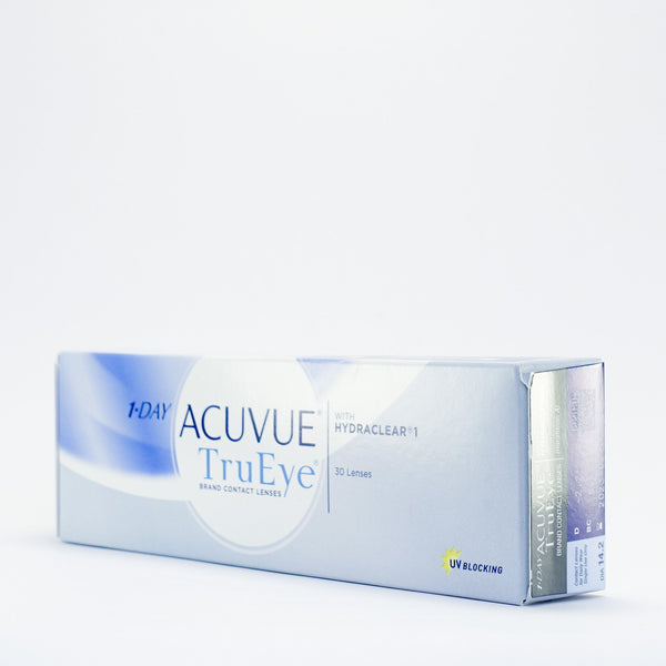 1 Day Acuvue Trueye 30 & 90 pack