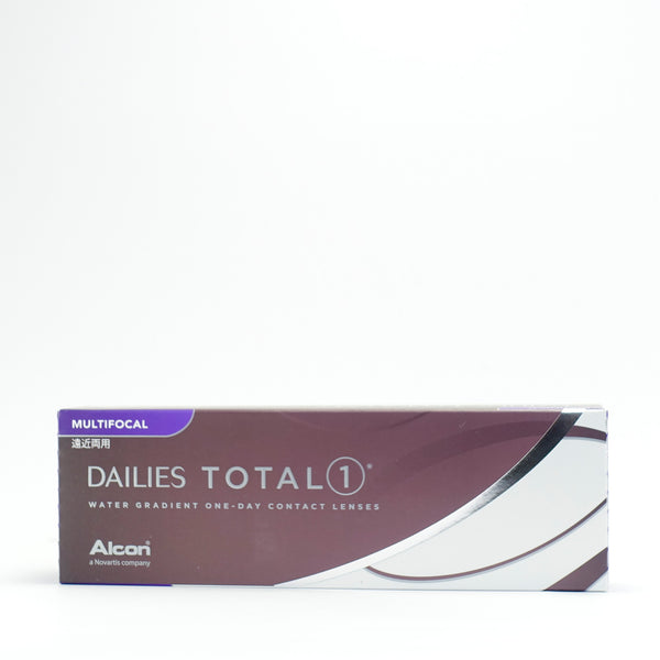 Dailies Total 1 Multifocal 30 & 90 pack
