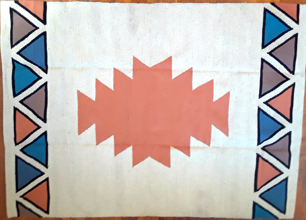 Beauty of the Desert Egyptian Kilim
