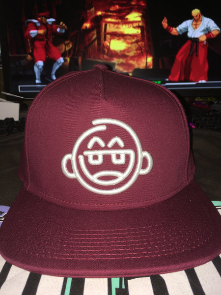 Dente HW Hat (Maroon).