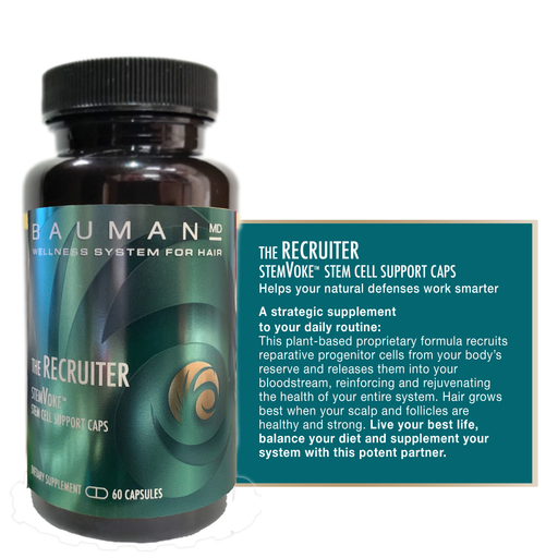 THE RECRUITER StemVoke Stem Cell Support Caps - 60 capsules