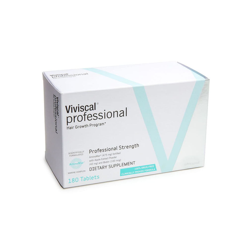 Viviscal Pro - 180 Tablets (90 Day Supply) - BaumanMD