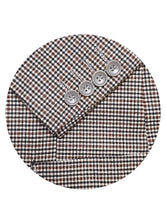 Load image into Gallery viewer, Men's Formal Taupe Mini Check Sport Jacket/Blazer Slim Fit