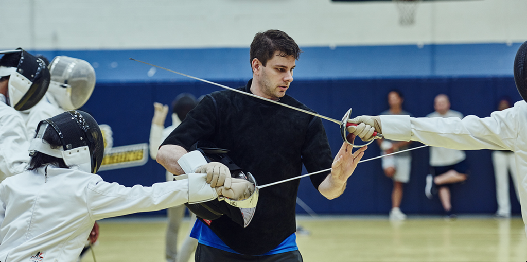 Modern Fencing - A Basic History & Summary of Rules