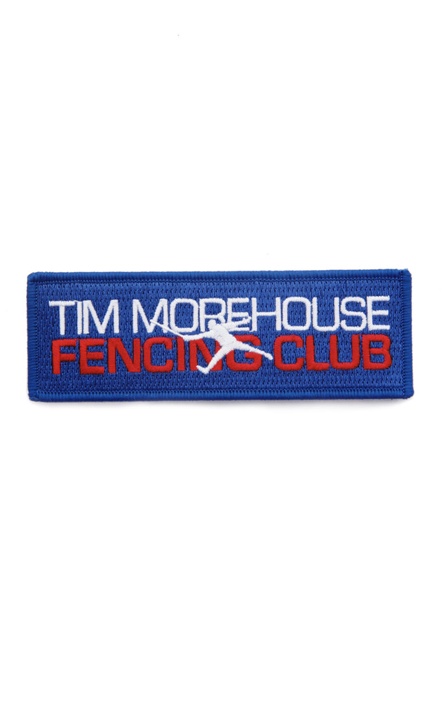 Tim Morehouse Logo Patch