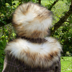 Arctic Fox Luxury Faux Fur Hat