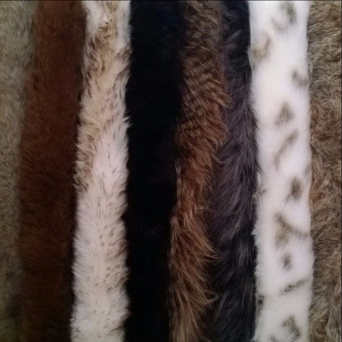 Faux Fur Trim's