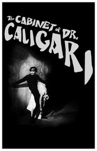 The Cabinet of Dr. Caligari - 11x17 Poster Print