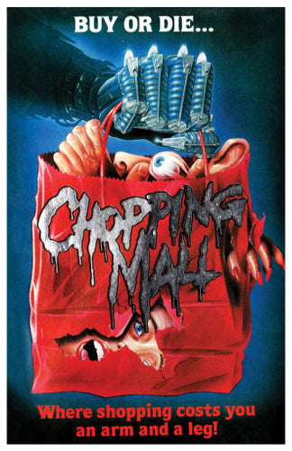 Chopping Mall - 11x17 Poster Print