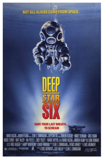 Deep Star Six - 11x17 Poster Print