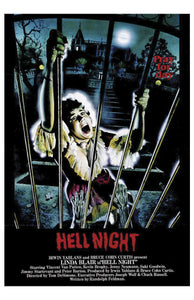 Hell Night - 11x17 Poster Print