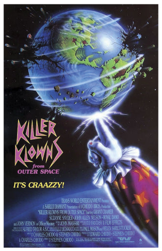 Killer Klowns From Outer Space - 11x17 Poster Print