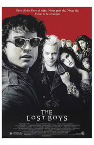 The Lost Boys - 11x17 Poster Print