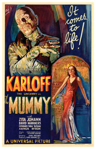 The Mummy - 11x17 Poster Print