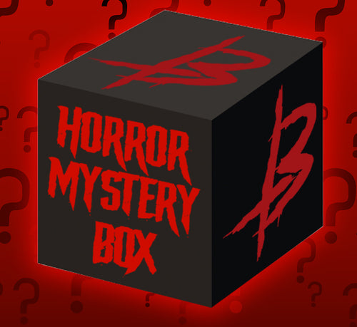 Throwbacks Horror Mystery Box