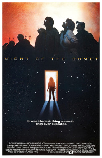 Night of the Comet - 11x17 Poster Print