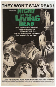 Night of the Living Dead (1968) - 11x17 Poster Print
