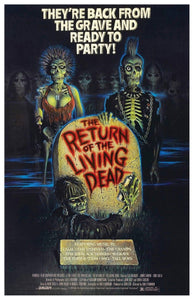 Return of the Living Dead - 11x17 Poster Print