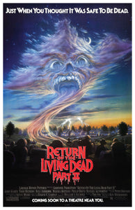 Return of the Living Dead 2 - 11x17 Poster Print