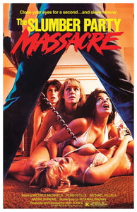 The Slumber Party Massacre - 11x17 Poster Print