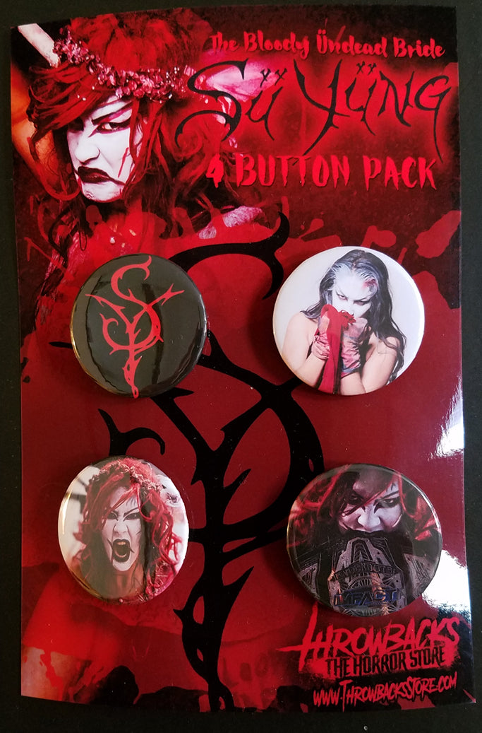 Sü Yüng 4 Button Pack #1