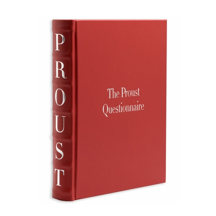 Proust Questionnaire, Red