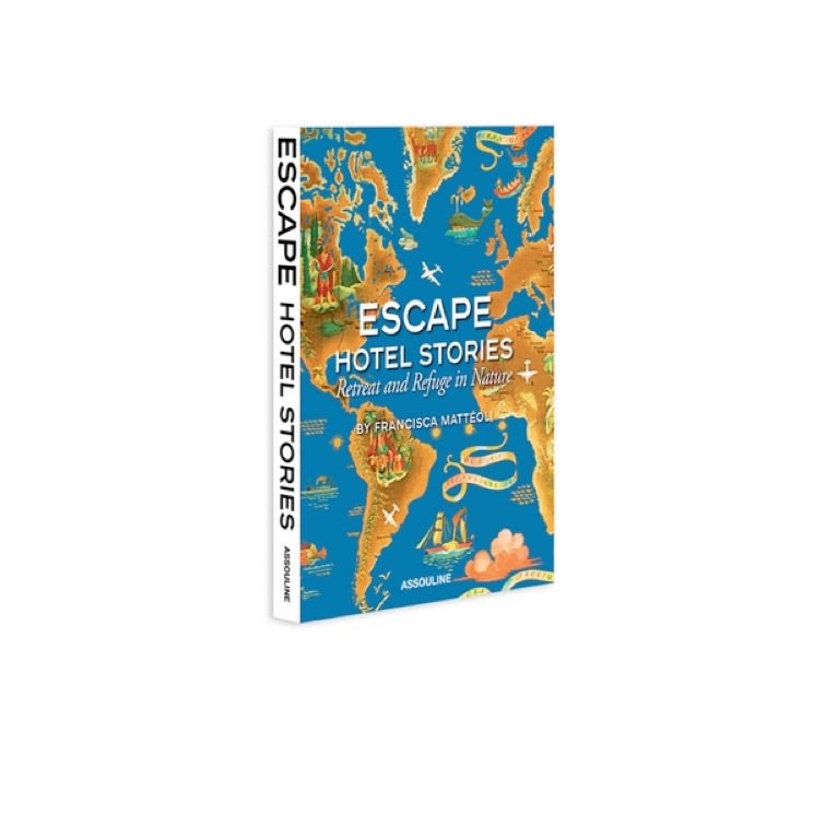 Escape Hotel Stories: Retreat and Refuge in Nature