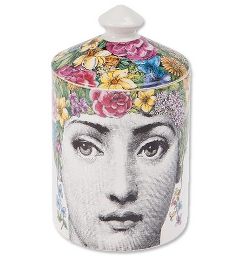 Fornasetti Flora Candle