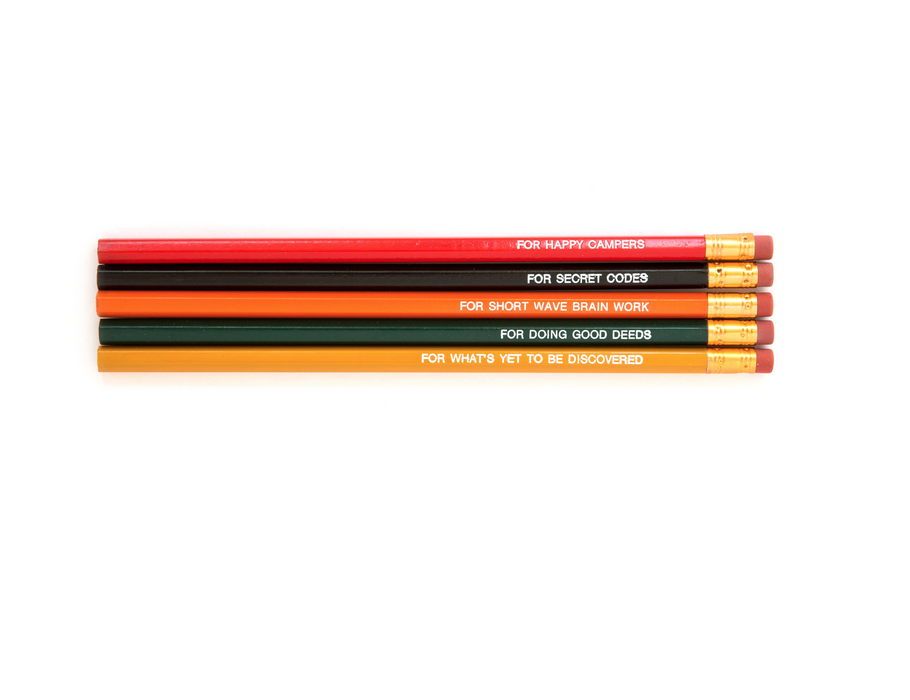 Message Pencils