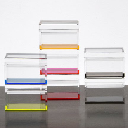 Acrylic Treasure Boxes